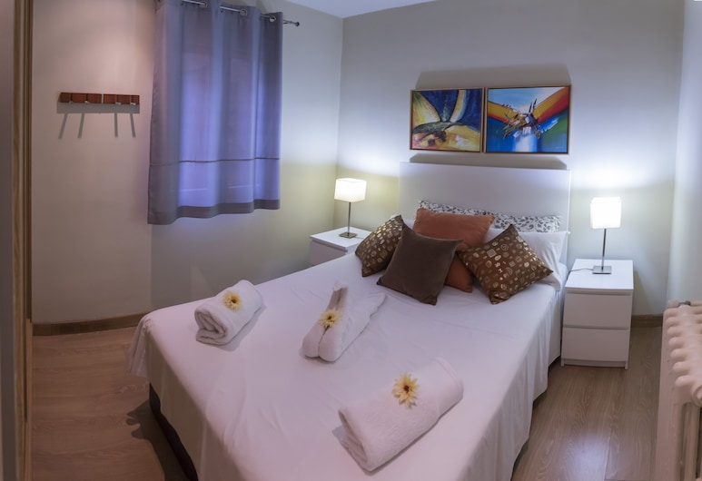 Oshun Moncloa, Madrid, Apartment, 1 Schlafzimmer, Zimmer