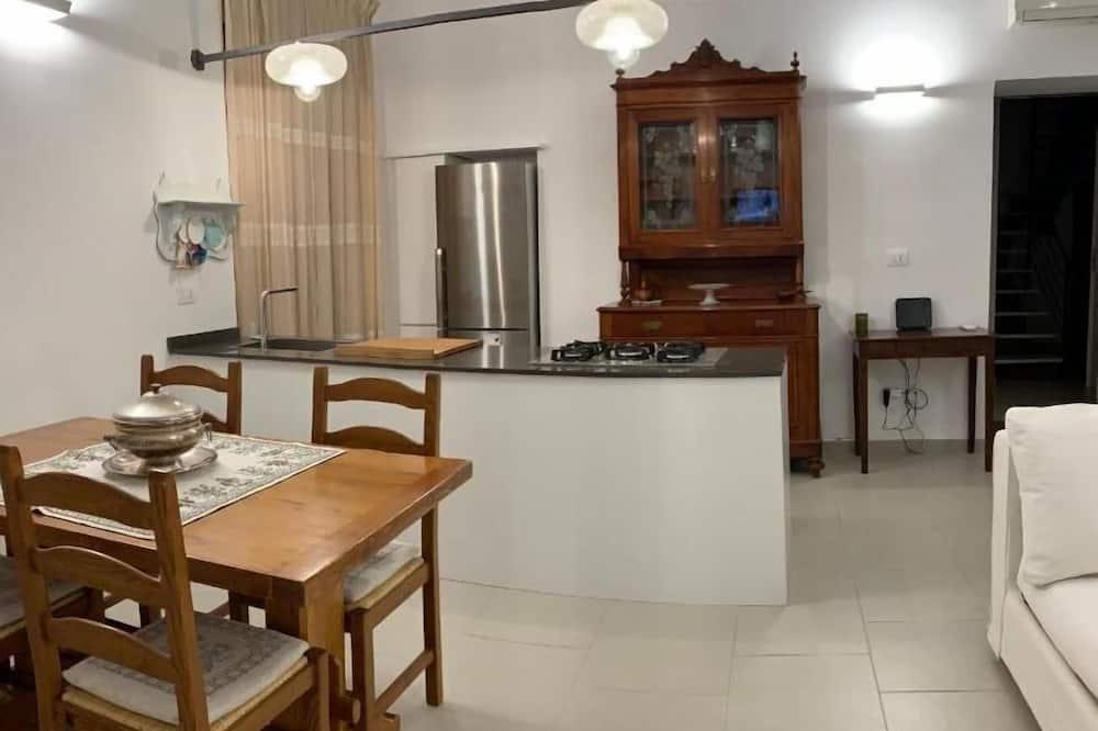 Comfort külaliskorter, 2 magamistoaga, rõduga - Lõõgastumisala
