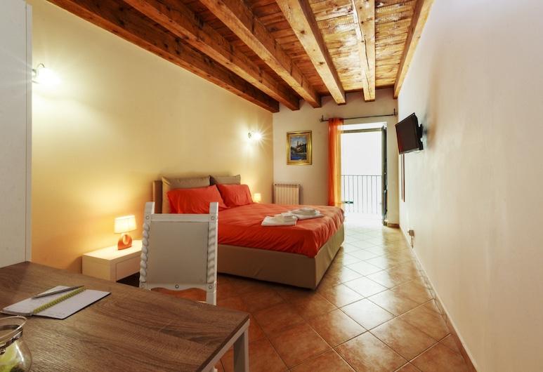 Maridà B&B, Palerme, Chambre Double, salle de bains commune, Chambre