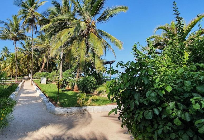 MBV Hotel & Annex, Matemwe, Garten