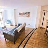 Luxus apartman - Nappali rész