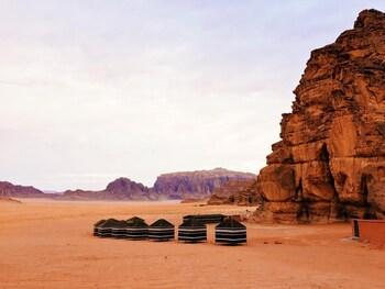 Gambar Desert Bird Camp di Wadi Rum