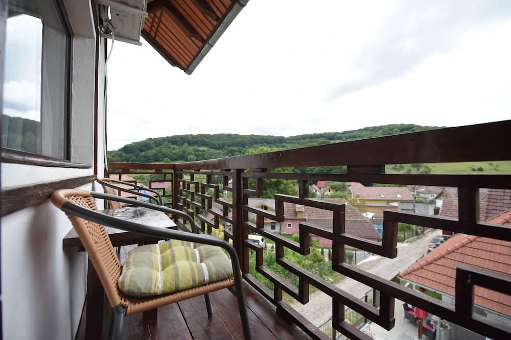 Red Suite - Balcón