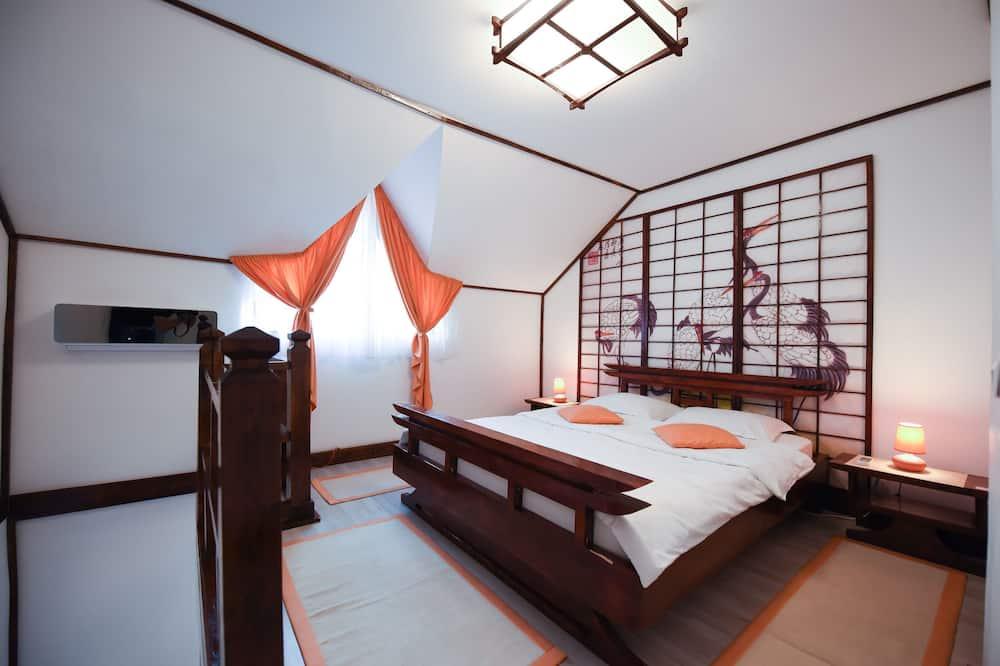 Orange suite - Sala de estar