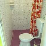 Basic Tek Büyük Yataklı Oda, 1 Çift Kişilik Yatak, Sigara İçilmez - Banyo