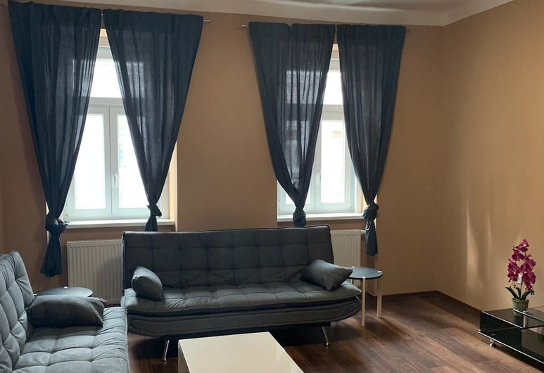 Apartment, Viena, Apartamento (Klein), Sala de Estar