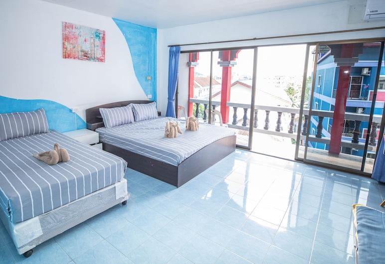 Belle Cose Hotel, Patong, Habitación superior con 2 camas individuales, Habitación