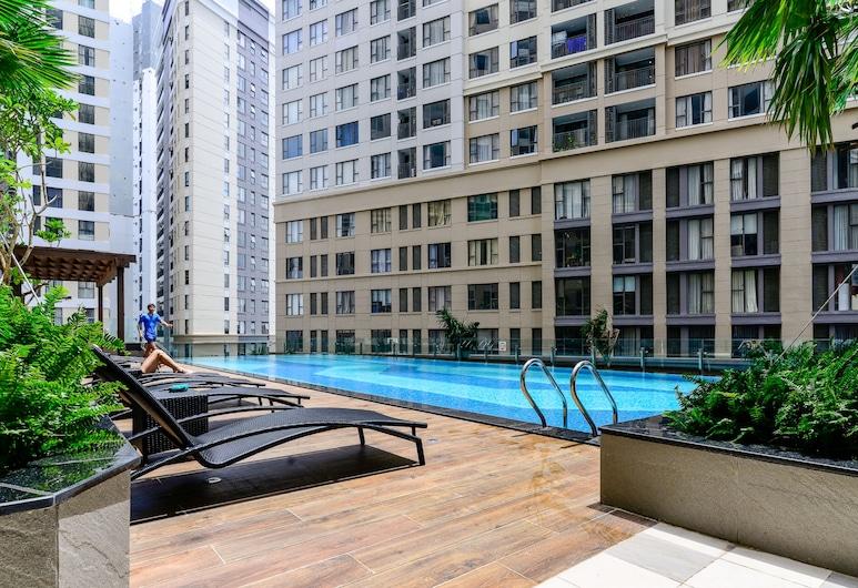 Riverside Residence - Saigon Royal, Hočiminovo mesto, Vonkajší bazén