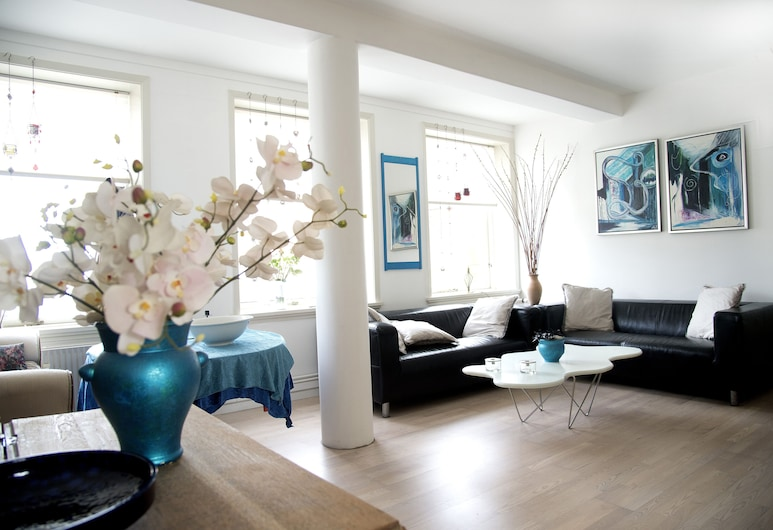 Holiday apartment in the heart of Tranebjerg., Samsø