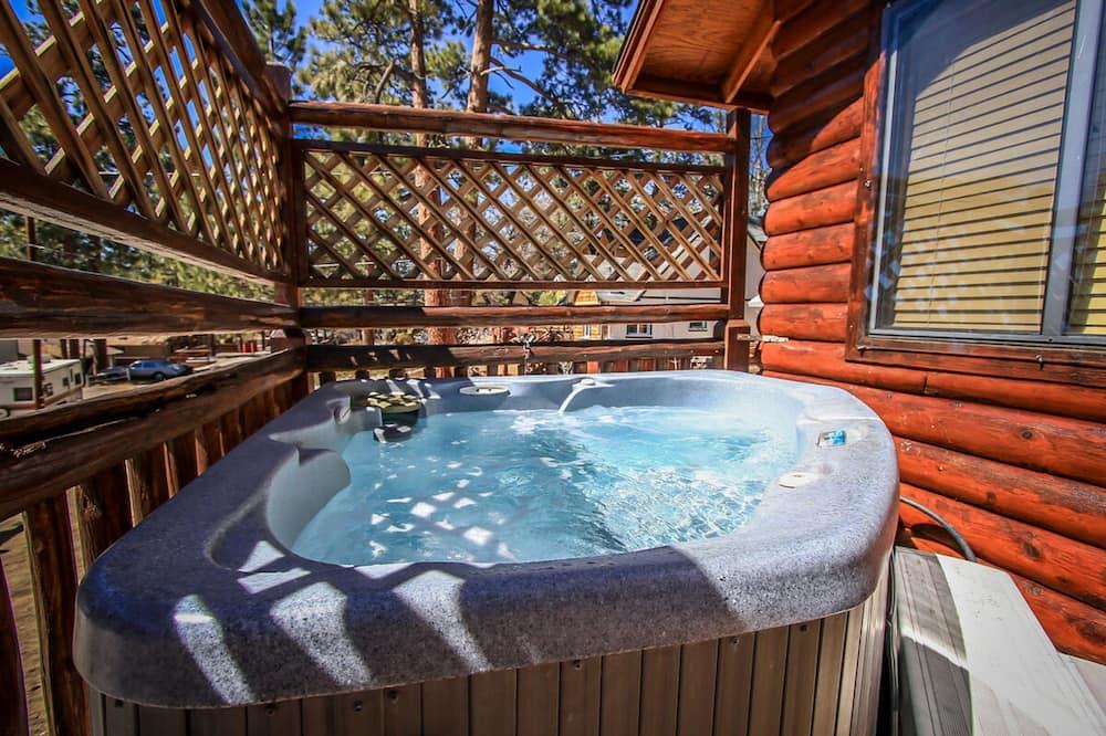 Rumah, 2 kamar tidur - Bathtub spa pribadi