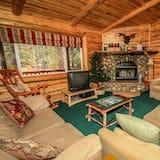 Rumah, 3 kamar tidur - Ruang Keluarga