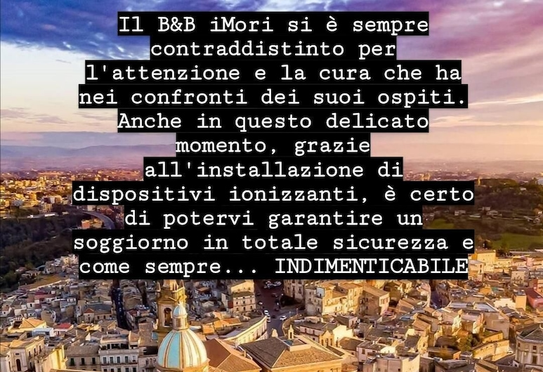 B&B I Mori, Caltagirone, Luxury Double Room, Guest Room