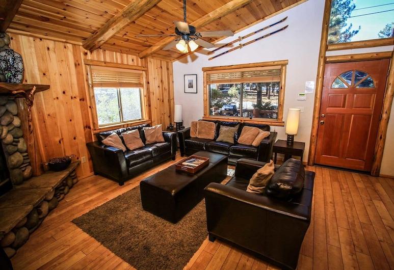 四季山峰度假屋 - 955 大熊假期酒店, 大熊湖, 單棟房屋, 3 間臥室, 客廳