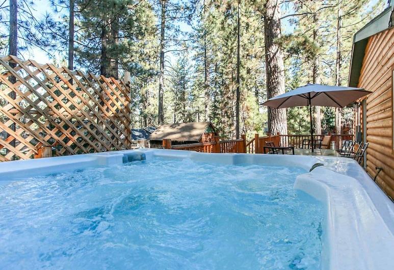 金熊旅館 - 1818 大熊假期酒店, 大熊湖, 室外 SPA 浴池