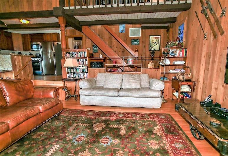 جولف آند سكي ريتريت 1443 باي بيج بير فاكيشنز, بيج بير ليك, منزل - ٣ غرف نوم, غرفة معيشة