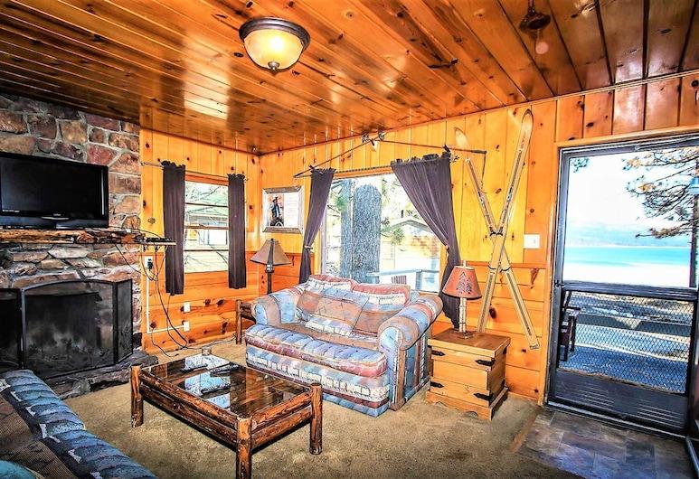 湖畔酒店 - 109 大熊假期酒店, 大熊湖, 單棟房屋, 2 間臥室, 客廳