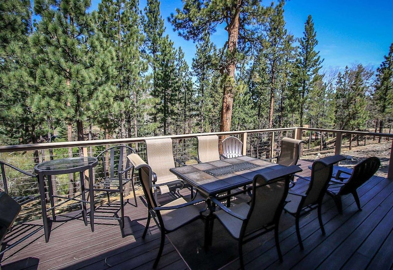 How Sweet It Is-1531 by Big Bear Vacations, Big Bear Lake, Huis, 2 slaapkamers, Buitenkant