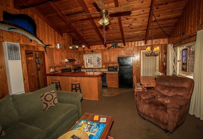 鶯之小屋酒店 - 621 大熊假期酒店, 大熊湖, 單棟房屋, 2 間臥室, 客廳