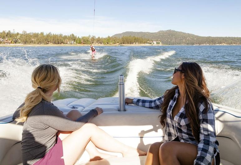 Trey's Escape-250 by Big Bear Vacations, Big Bear Lake, Talo, 3 makuuhuonetta, Ranta
