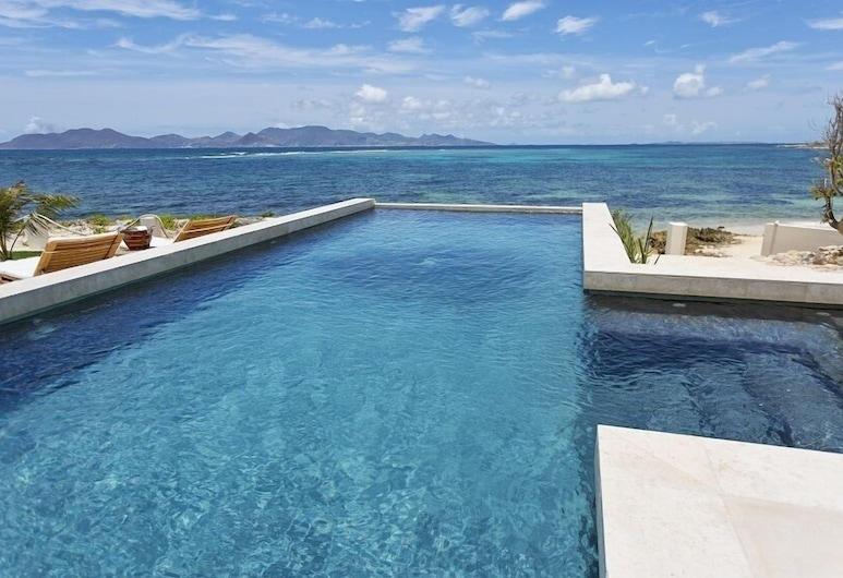 檸檬椰子別墅飯店, 南丘, 游泳池