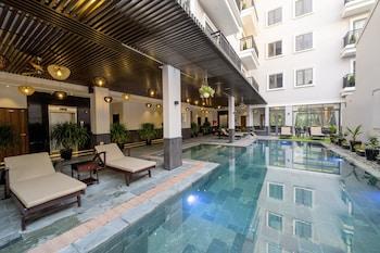 Fotografia do Eco Lux Riverside Hotel em Hoi An