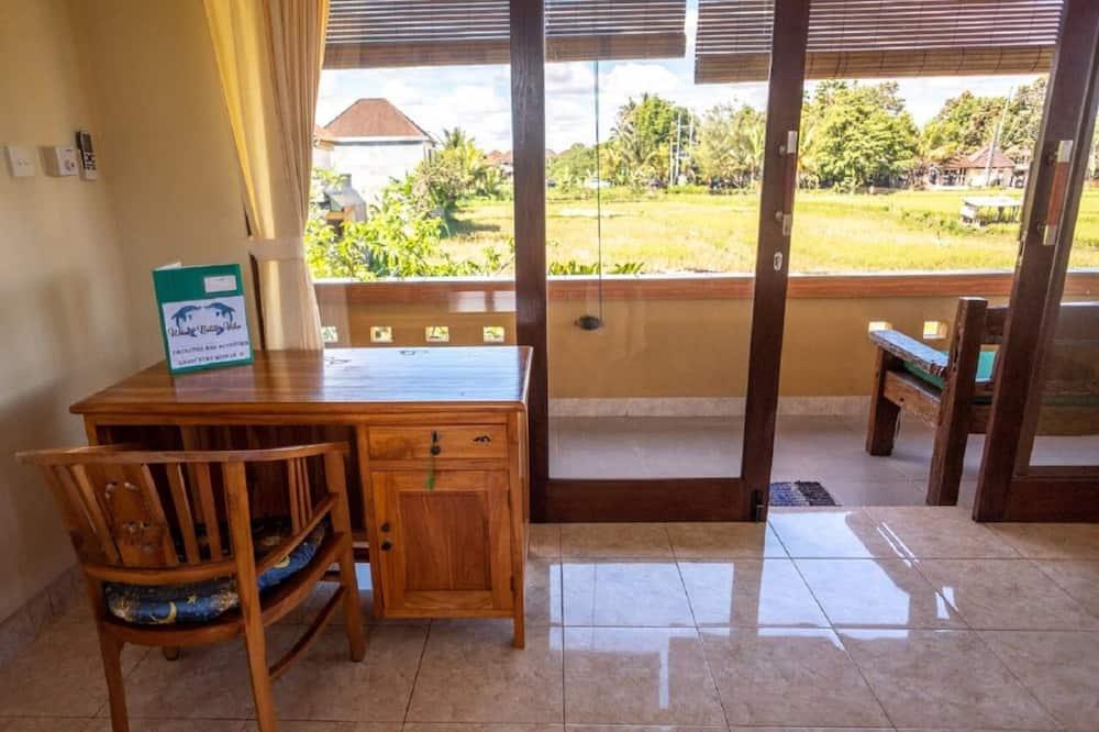 Deluxe Villa, Garden View - Living Area