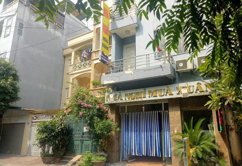 Mua Xuan Hotel, Hanoi, Hotel Front