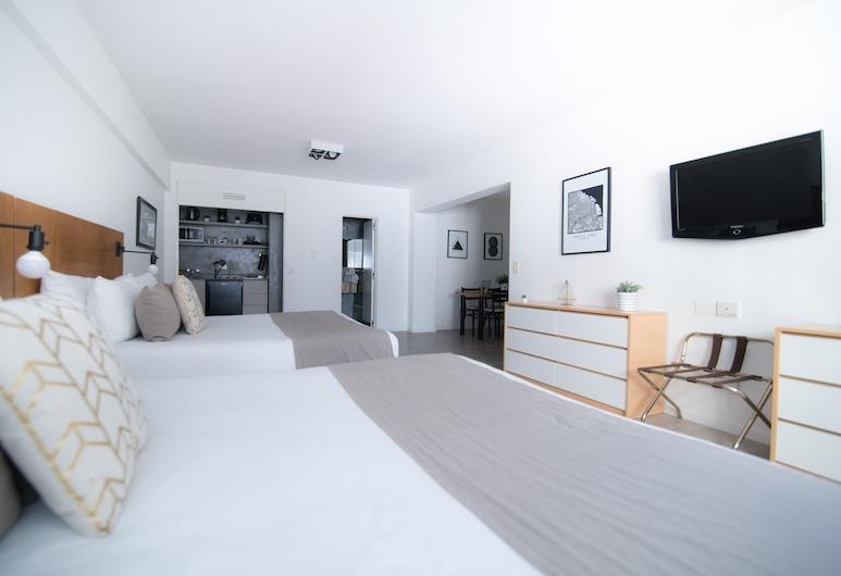 Boutique Apartments BA, Buenos Airės, Exclusive Studio Suite 914, Kambarys
