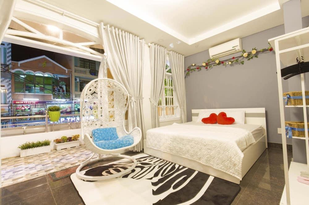 Phòng Superior, 1 giường cỡ queen, Quang cảnh thành phố - Phòng