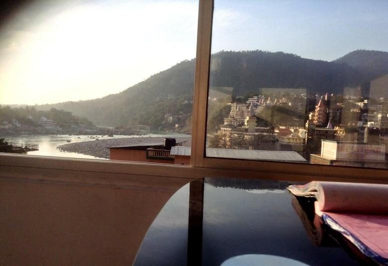 Maa Ganga Guest House, Rishikesh, Balcony