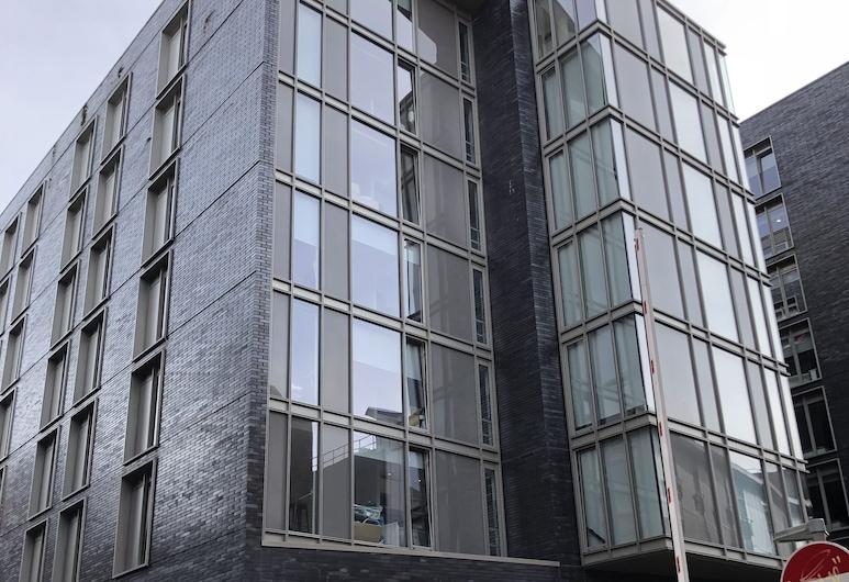 Seel Street Studios, Liverpool, Front of property