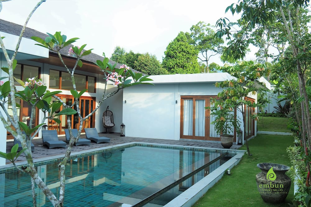 Villa, 2 magamistoaga (Pool) - Privaatbassein