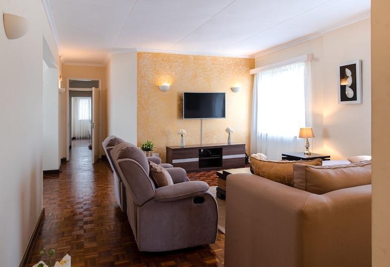 Andes Flats, Nairobi, Apartamento, 3 Quartos (C18), Sala de Estar