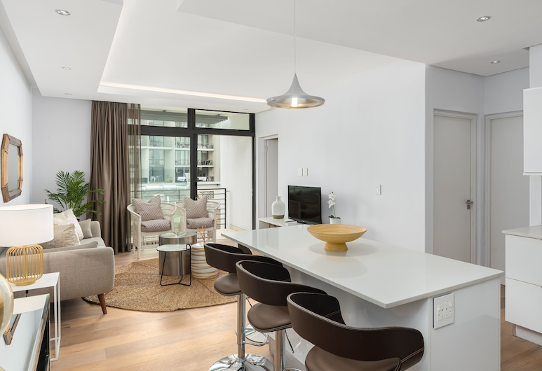 The Chelsea 301, Cape Town, Classic Apartment, Living Area