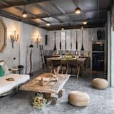 Luxury Villa, 1 Bedroom - Living Area