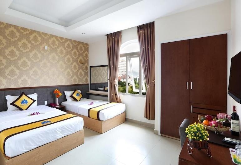 峴港希拉里酒店, 峴港, 豪華雙床房, 客房