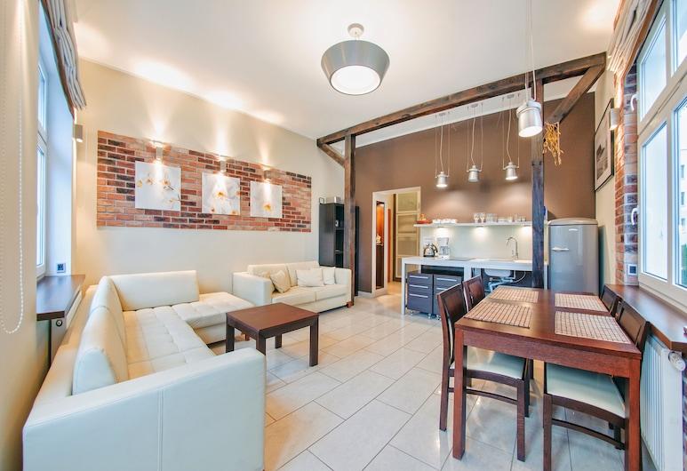 陽光和雪威拉珍珠公寓酒店, 米德傑卓伊, 公寓 (6), 客房