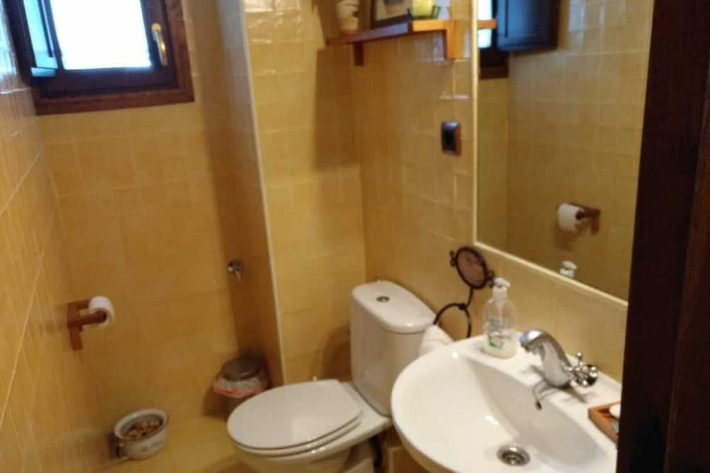 ห้องดับเบิล, พร้อมสิ่งอำนวยความสะดวกสำหรับผู้พิการ (Campillejo) - ห้องน้ำ