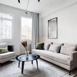 Apartamento, 1 quarto (A) - Área de estar