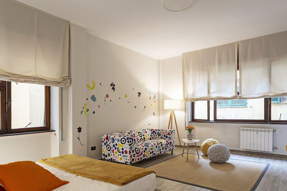 Apartment, 2 Bedrooms (Salvia) - Living Room
