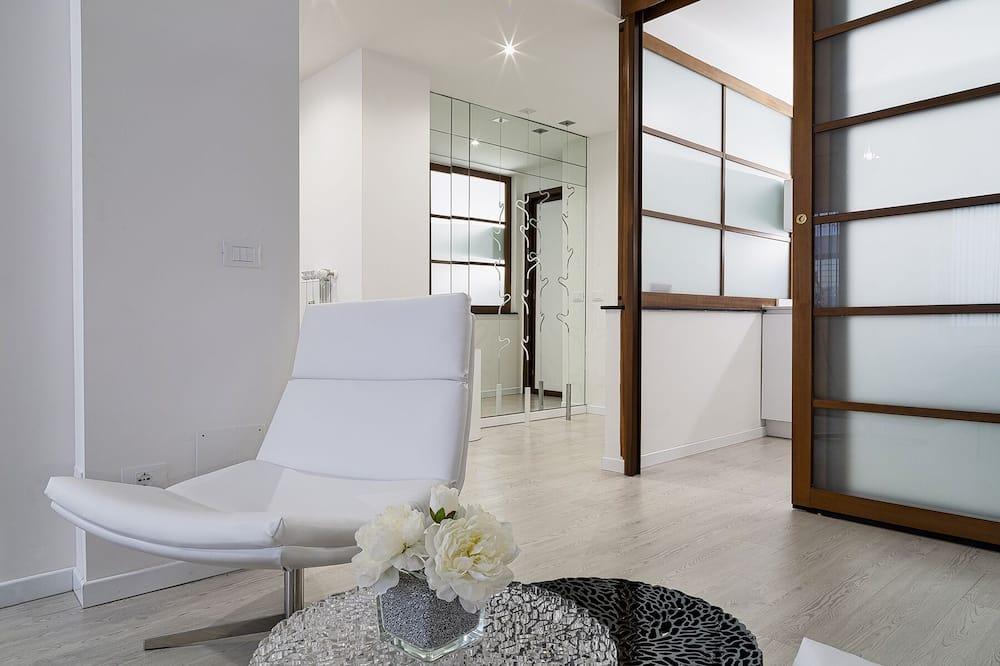 ลอฟท์, 1 ห้องนอน - พื้นที่นั่งเล่น