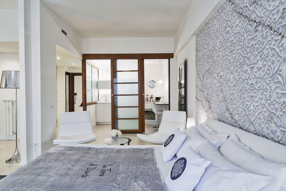 ลอฟท์, 1 ห้องนอน - ห้องพัก