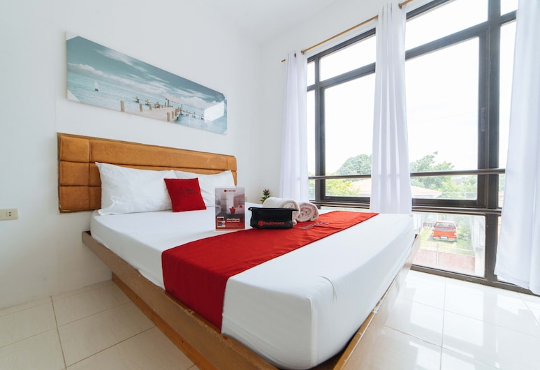 RedDoorz Plus near Dadiangas Heights, General Santos, Doppelzimmer, Zimmer