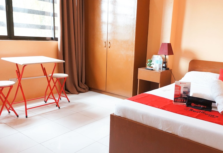 RedDoorz @ Remolador Extension, Tagbilaran, Chambre Double, Chambre