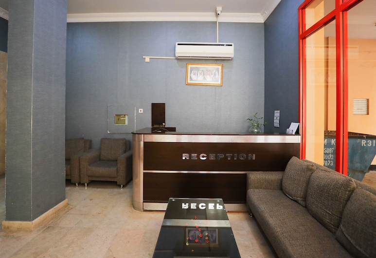 OYO 103 Holly Homes 1, Manama, Reception