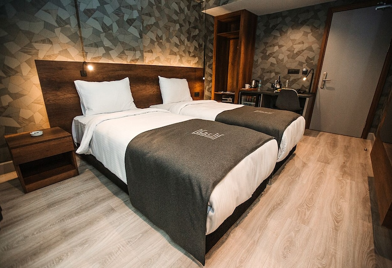 Emens Hotel, Σμύρνη, Standard Δίκλινο Δωμάτιο (Twin), Δωμάτιο επισκεπτών