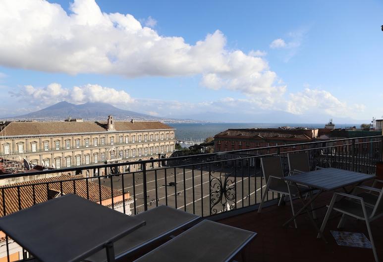 S. Chiara Grand Suite by Wonderful Italy, Napoli, Appartamento, 3 camere da letto, Terrazza/Patio