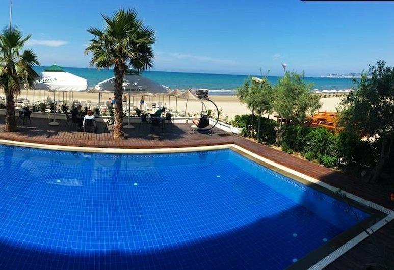 호텔 빌라 팔마, 두르레, 야외 수영장