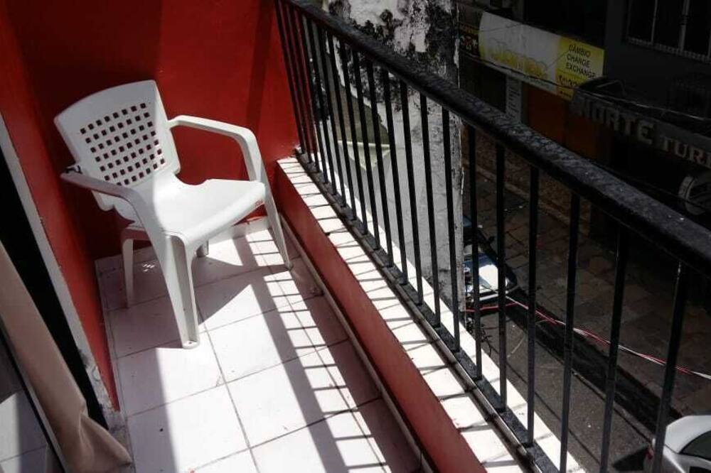 Habitación básica con 2 camas individuales - Balcón