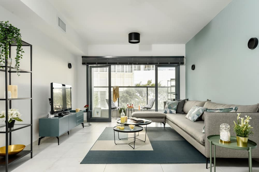 公寓, 2 間臥室, 露台 - 特色相片